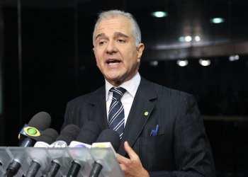 O deputado Júlio Lopes (PP/RJ) é o relator da MP 814/18
