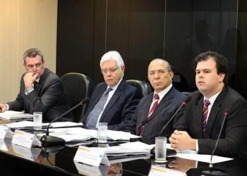 Reunião do CNPE na sede do Ministério de Minas e Energia