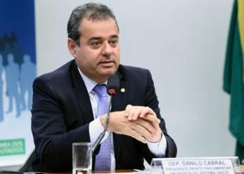 O relator, Danilo Cabral, alterou o texto para deixar claro que a prioridade dos recursos seja pagamento de salários e capacitação de professores  - Alex Ferreira/Câmara dos Deputados