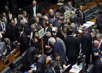Sessão para análise de vetos e créditos orçamentários - Luis Macedo / Câmara dos Deputados