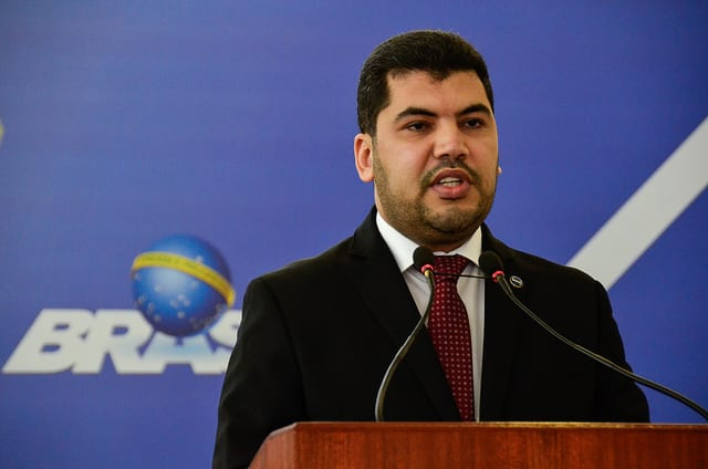 Marcos Jorge Lima é ministro interino da Indústria, Comércio Exterior e Serviços. Foto: Marcos Corrêa/PR