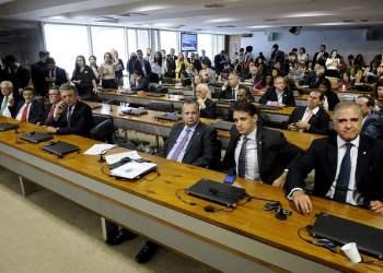 Reunião para instalação da Comissão - Foto: Marcos Oliveira/Agência Senado