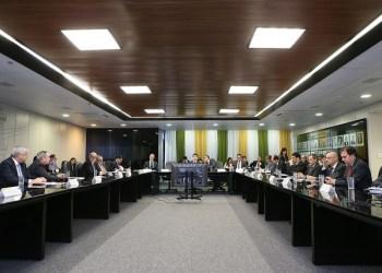 Reunião Ordinária do Conselho Nacional de Política Energética (CNPE)  Foto: Saulo Cruz/MME