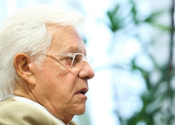 Moreira Franco, Ministro de Minas e Energia. Foto: Foto: Saulo Cruz/MME