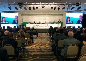 A Comissão Especial de Licitação da ANP na 15a rodada - Foto: Marcus Almeida/ANP