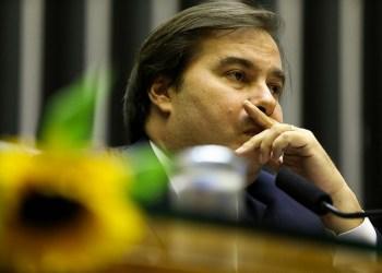 O presidente da Câmara, Rodrigo Maia / Foto: Agência Brasil