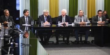 Discussão sobre os mecanismos para modicidade do sistema tarifário do setor de energia. Foto: Saulo Cruz/MME