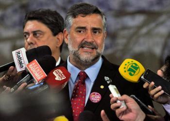 O deputado Paulo Pimenta (PT/SP) é o autor do Projeto de Decreto Legislativo