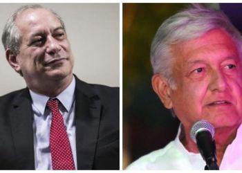Ciro Gomes e López Obrador colocam estatização em pauta novamente