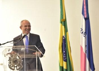 Posse Secretário de Turismo Paulo Roberto Fonseca Júnior  Foto: Leonardo Duarte/Secom-ES