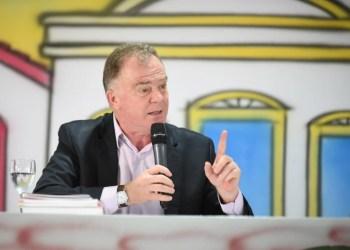 Renato Casagrande quer criar fundo soberano capixaba com recursos de royalties do petróleo / Foto: Partido Socialista Brasileiro