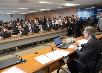 Mudança será gradual, estabelece a proposta aprovada pela Comissão de Assuntos Econômicos. Foto: Pedro França/Agência Senado