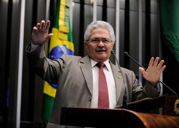 Elmano Férrer (Pode/PI) quer diretores de agências em audiência sobre Brumadinho e segurança de barragens / Foto: Agência Senado