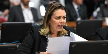 Senadora Leila Barros (PSB/DF) é autora do PL que revisa a PNSB e classifica como hediondo o crime ambiental que provocar morte / Foto: Agência Senado