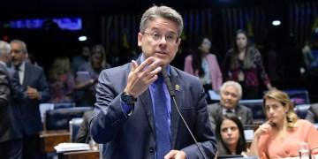 Para Alessandro Vieira (Cidadania/SE), governo está ausente do debate sobre fábricas de fertilizantes da Petrobras / Foto: Agência Senado