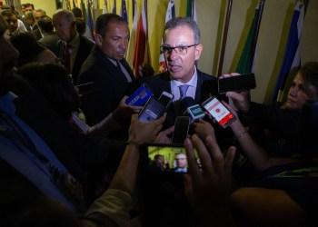 O ministro de Minas e Energia, Bento Albuquerque. Foto: MME