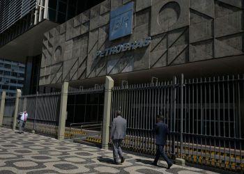 Rio de Janeiro - O edifício sede da Petrobras, no centro da cidade. (Foto: Fernando Frazão/Agência Brasil)