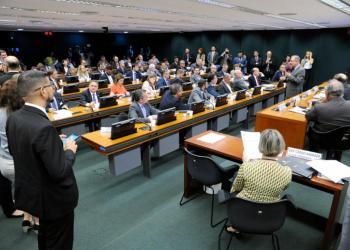 Reunião da Comissão de Minas e Energia da Câmara / Foto: Agência Câmara