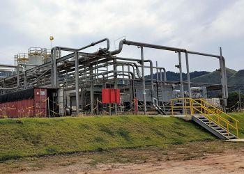 Gás Verde inaugura usina de biogás no Rio