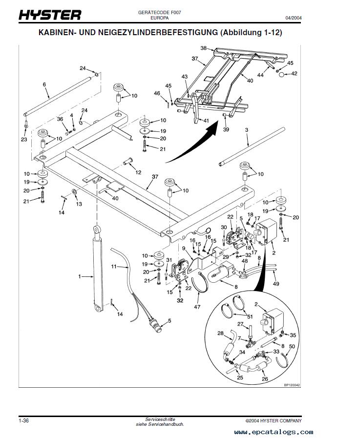 Jlg T350 Parts Manual