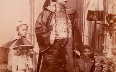 The History of Photography in Singapore Through Peranakan Eyes