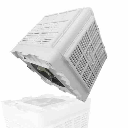 Enfriador evaporativo climabrisa sb i20