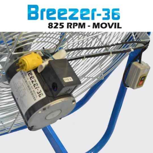 breezeer movil posterior
