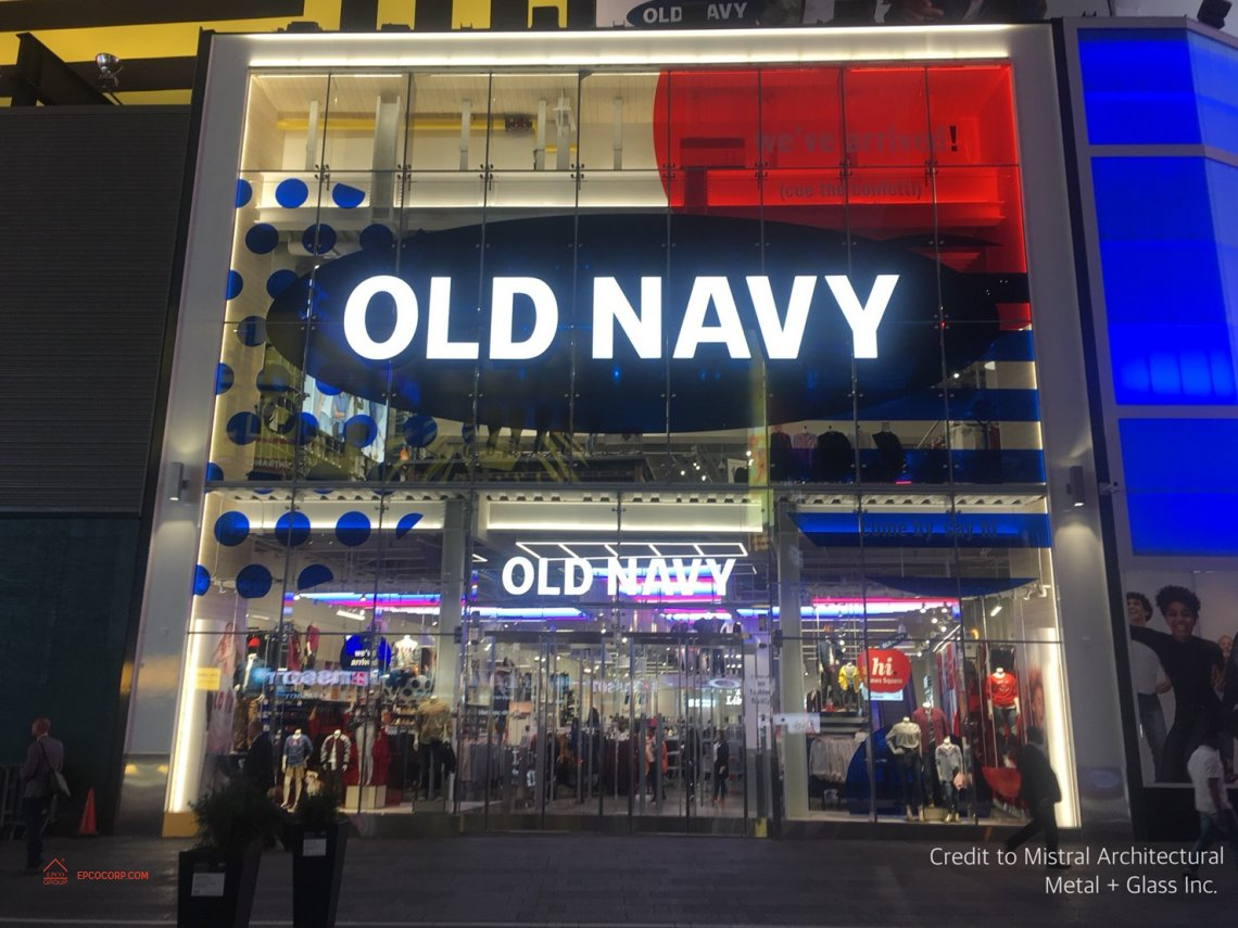 Old Navy Times Square EPCO