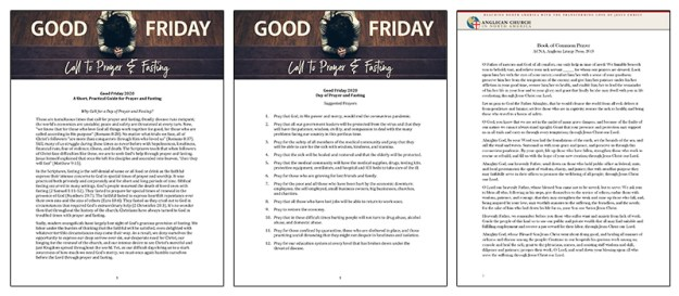 GoodFridayPrayerFastingResources