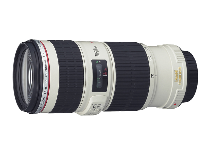 Canon 70-200 f/4 IS L