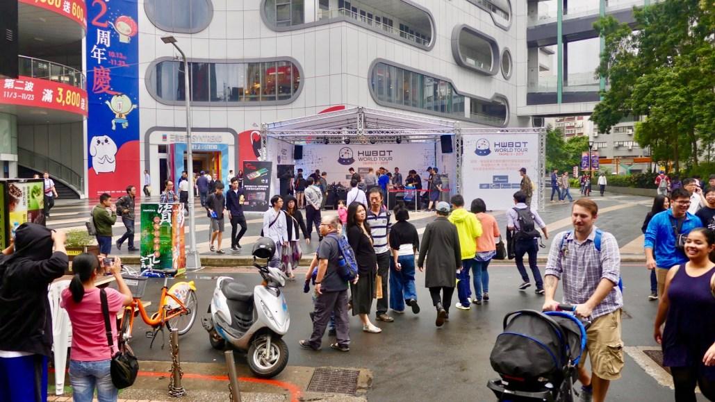 HWBOT World Tour in Taipei