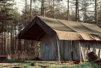 Tent van Kamp Buitendoor