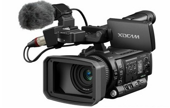 Pmw100 Review by sony