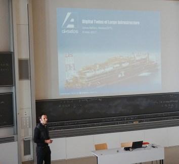 Dr. Jonas Ballani, Senior technology developer at Akselos