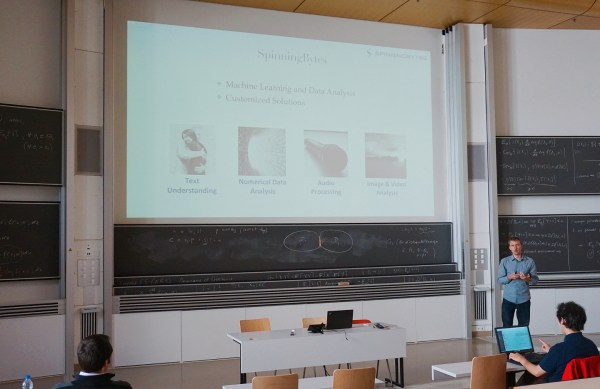 Entrepreneurship in Mathematics and Computational Science ...