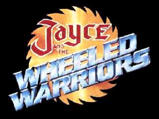 Image result for Jayce and the Wheeled Warriors logo