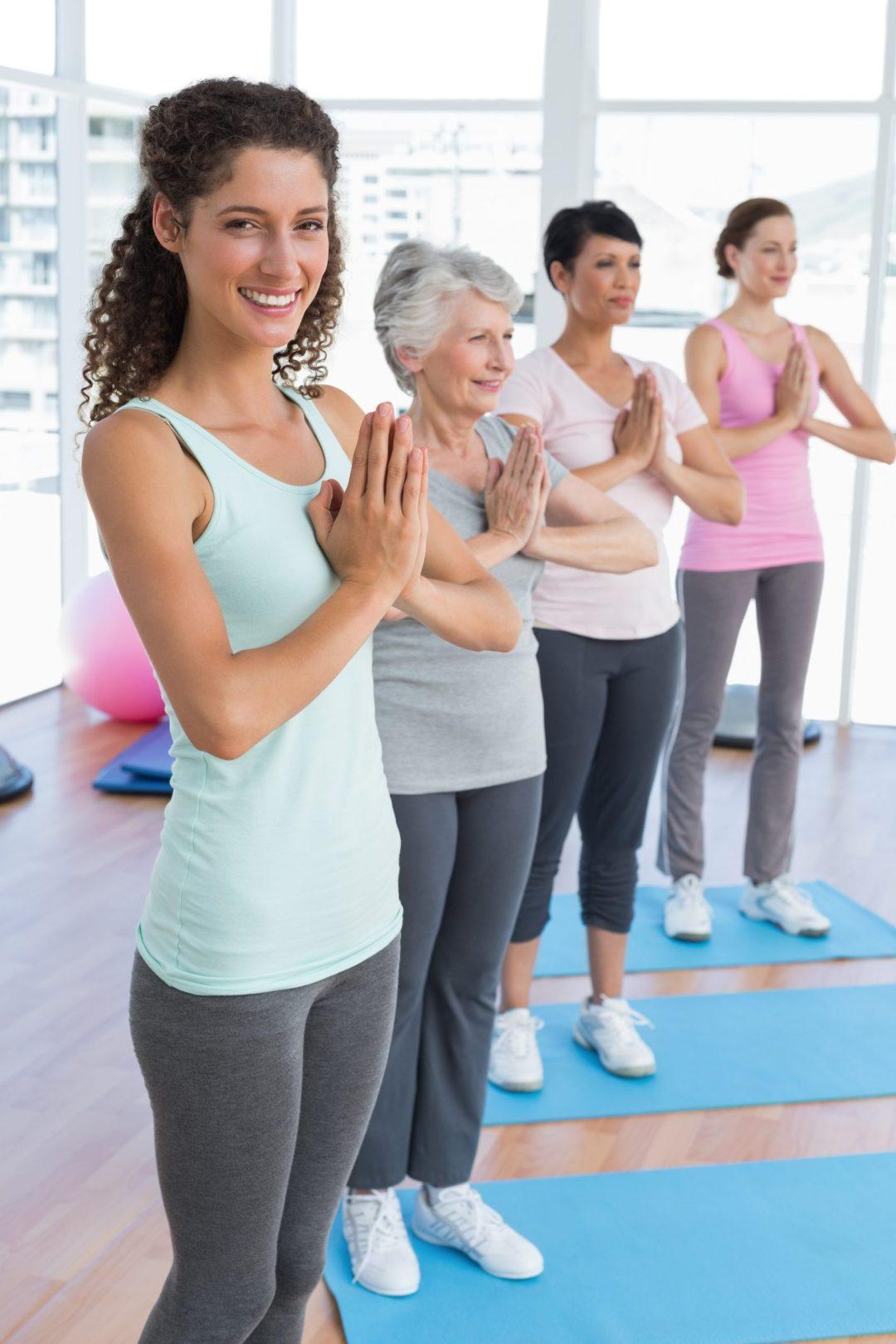 Yoga Niveau 2