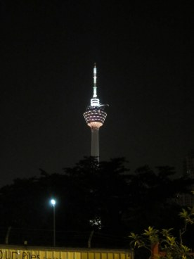 KL Menara tower