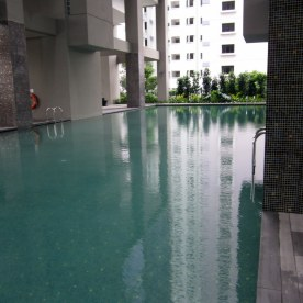 V-Hotel Lavender uima-allas