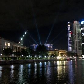 Singapore yöllä