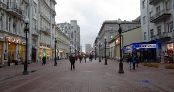 Moskova, Arbat katu