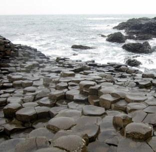 Giants Causeway, Pohjois-Irlanti