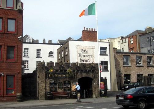 Brazen Head, Dublin