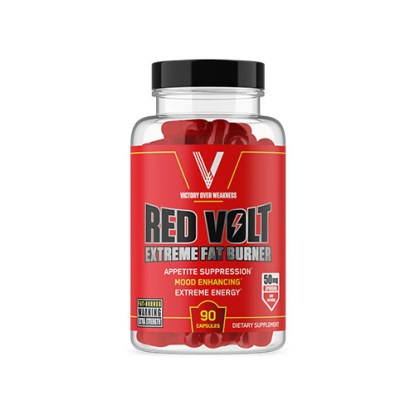 Red Volt Ephedra Diet Pills