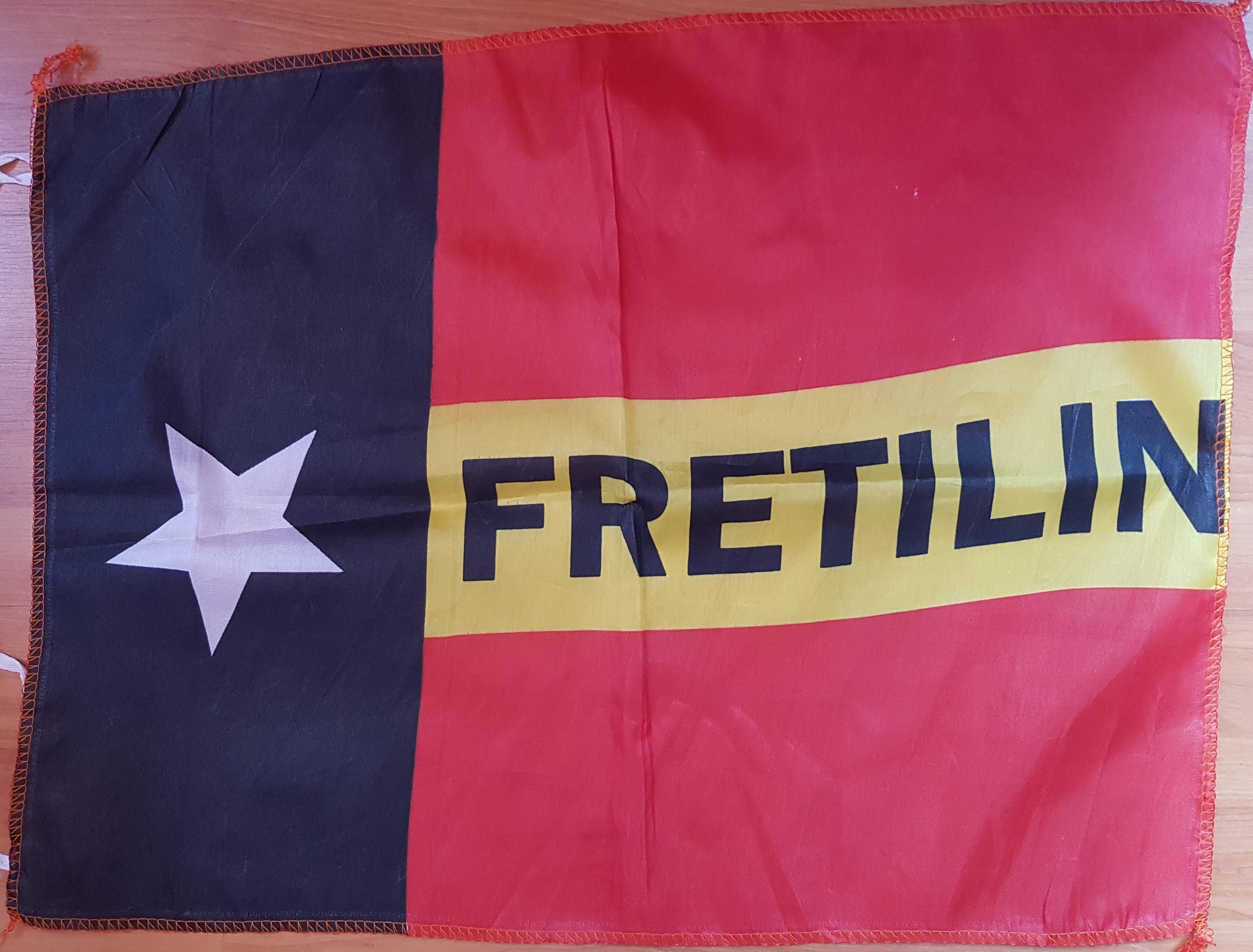 Fretilin_bandeira