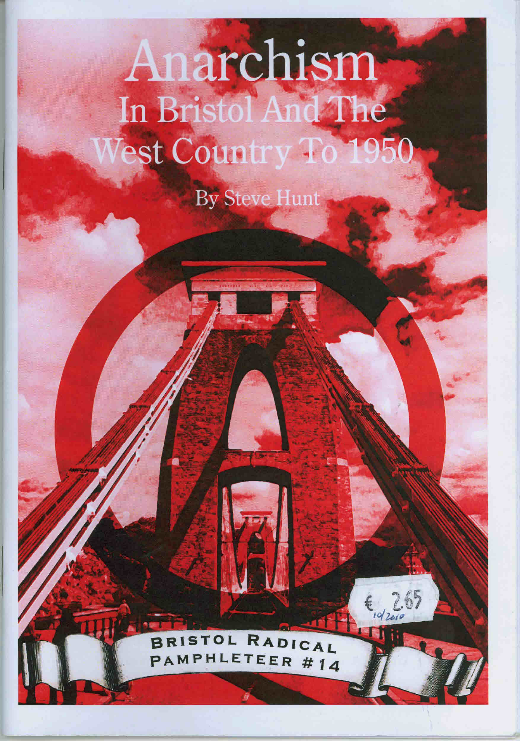 Anarchism in Bristol and the West Couintry to 1950