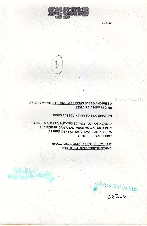 Denis cristela sassou nguesso wife sexual dysfunction