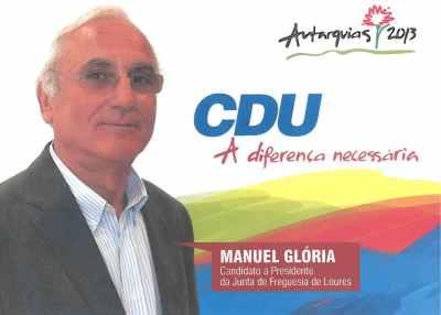 Copy of CDU - Freguesia de Loures