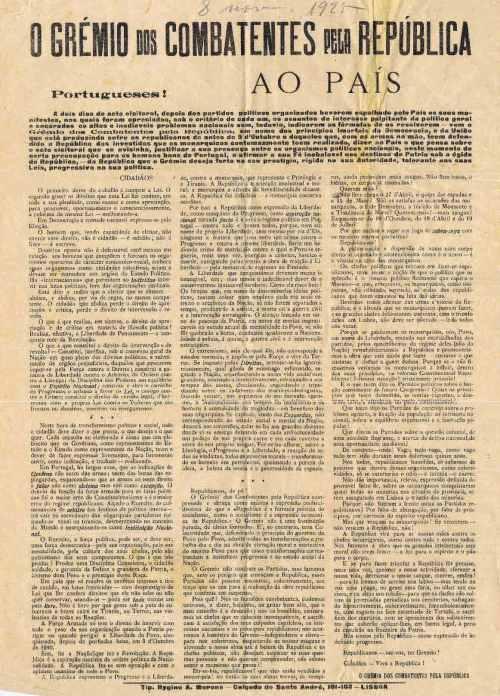 Eleies legislativas 8 de novembro de 1925 ephemera eleies legislativas 8 de novembro de 1925 fandeluxe Gallery
