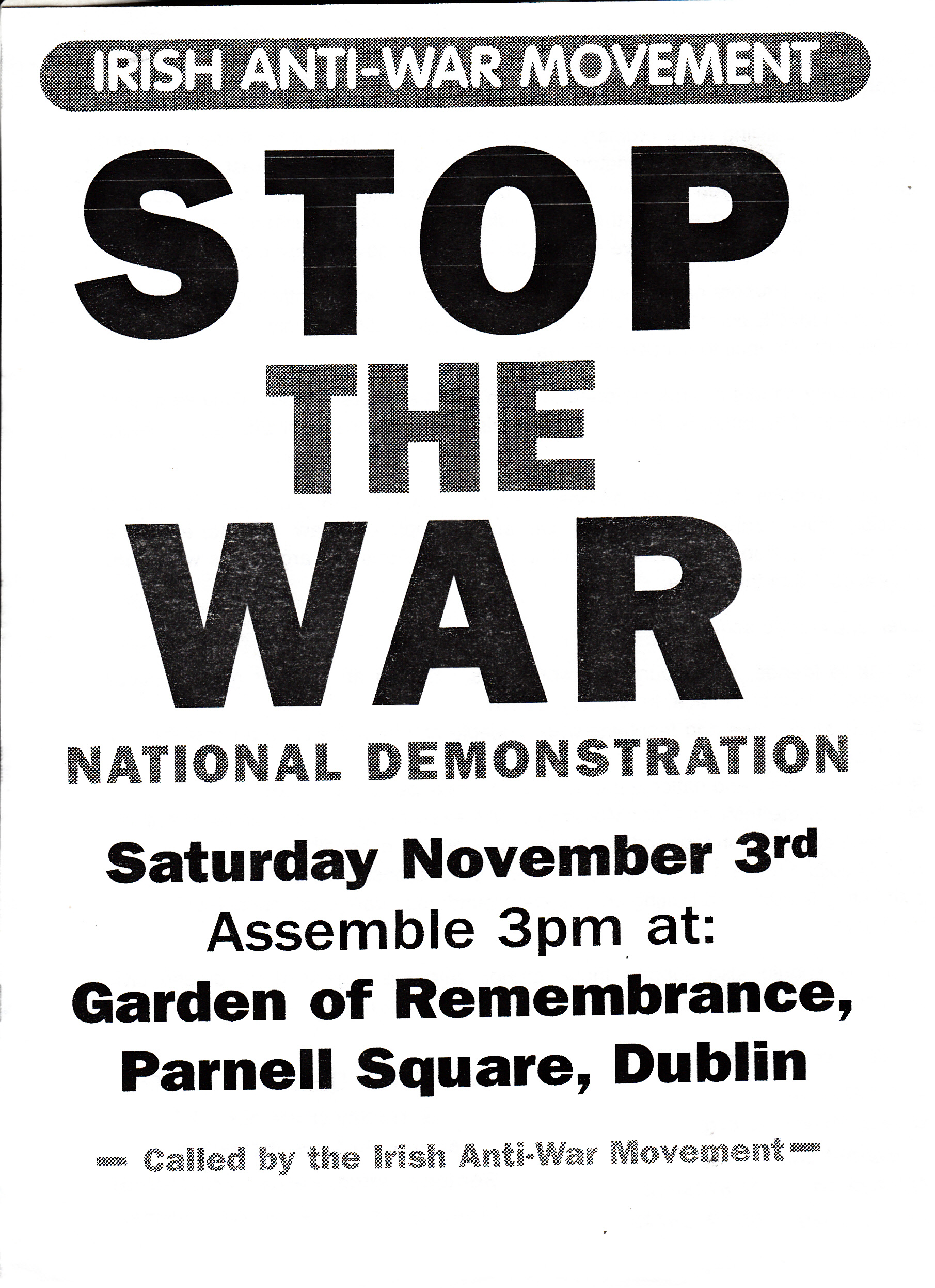 Irish antiwar movement_0001
